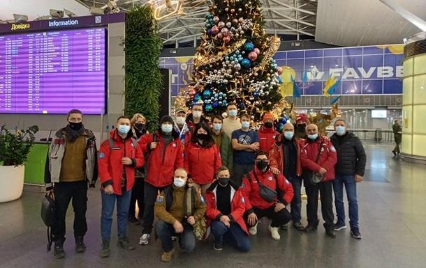 Украина отправила сезонную экспедицию в Антарктиду