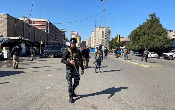 В Багдаде произошел двойной теракт, много жертв