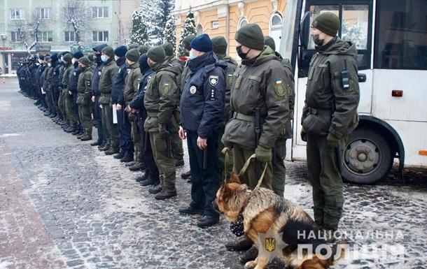 Силовики усилили патрулирование на Закарпатье