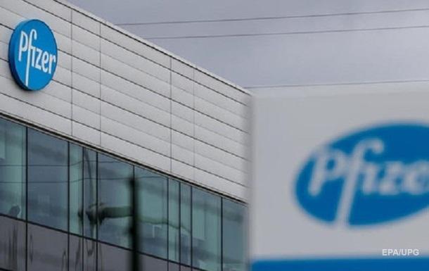 Украина может дополнительно получить 200 тысяч доз вакцины Pfizer