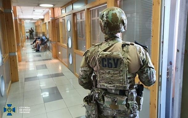 СБУ обыскивает главный офис Киевводоканала