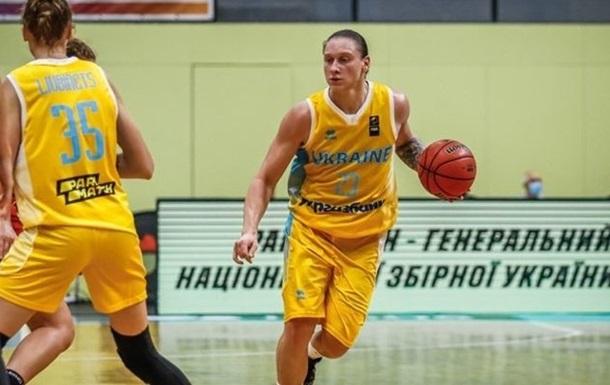 Збірна України в лютому зіграє два відбіркових матчі на Євробаскет-2021