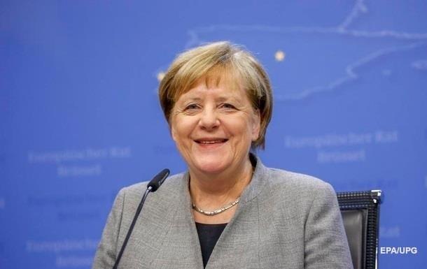Меркель розповіла про очікування від президентства Байдена