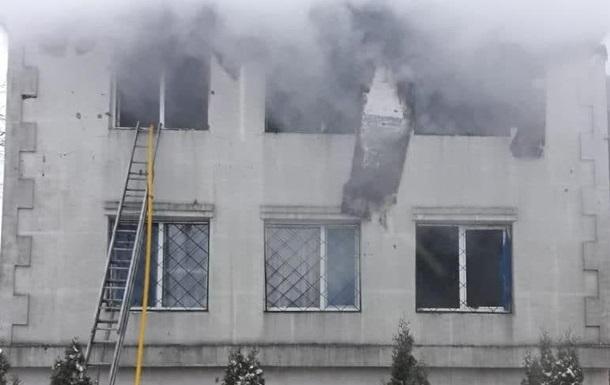 Пожежа в будинку для людей похилого віку у Харкові: 15 жертв
