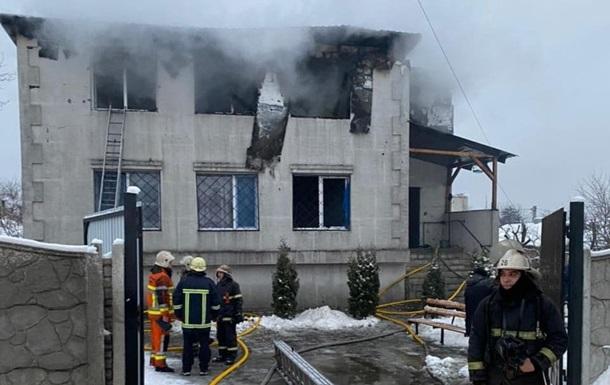 Пожар в Харькове: Зеленский выразил соболезнования