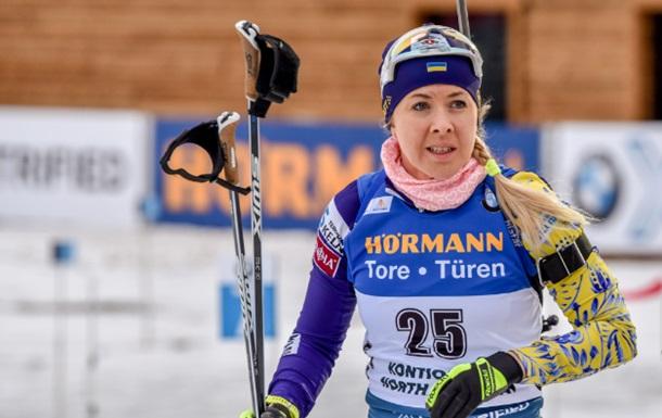 Джима выиграла серебро в индивидуальной гонке Кубка мира
