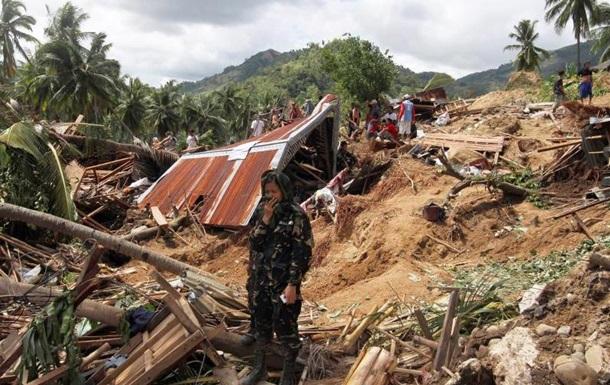 На Филлипинах произошло сильное землетрясение