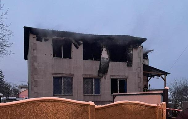 Пожар в доме престарелых в Харькове потушен