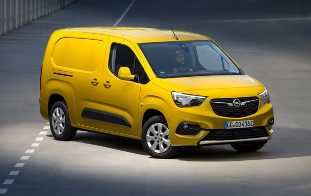 Opel представил электровен Combo-e