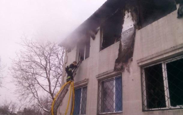 В Харькове сообщили о состоянии выживших в пожаре