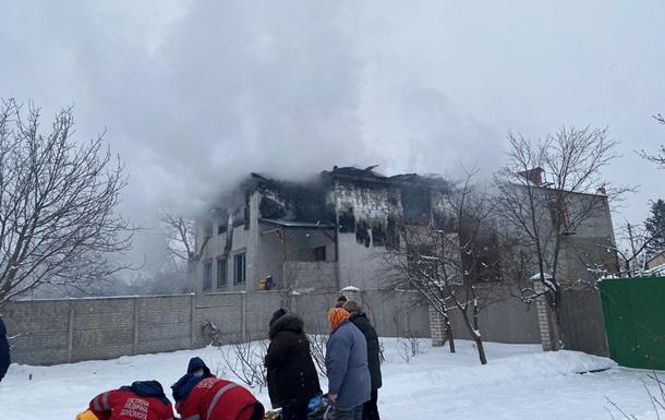 На Харьковщине пройдут проверки из-за пожара в доме престарелых