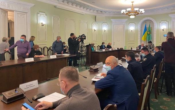В Харькове объявлен траур по погибшим в пожаре