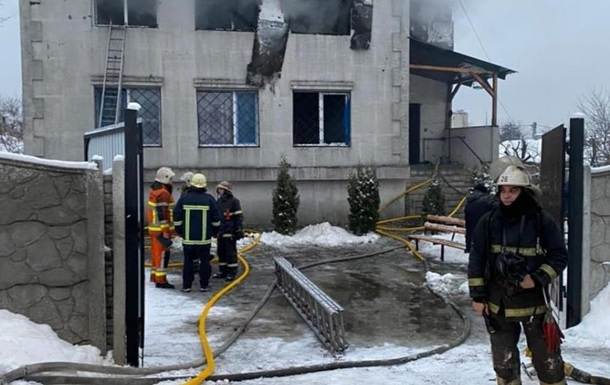 Готовился ремонт : в полиции сообщили детали  пожара в Харькове