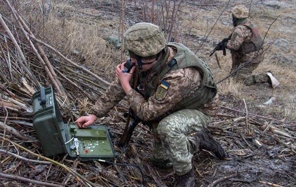 На Донбассе снайпер убил украинского военного