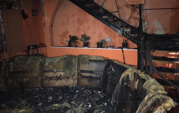 Задержан владелец сгоревшего в Харькове дома