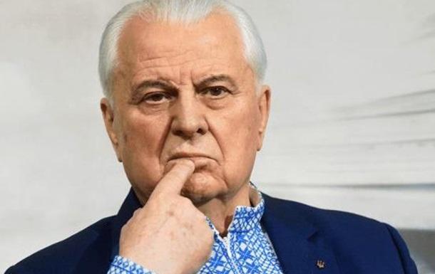 Медведчук везет украинцев из ОРДЛО через КПВВ, но Кравчуку приснился самолет