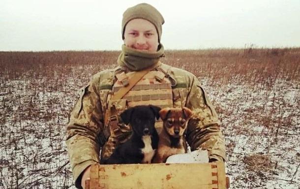 В районе ООС от пули снайпера погиб морпех