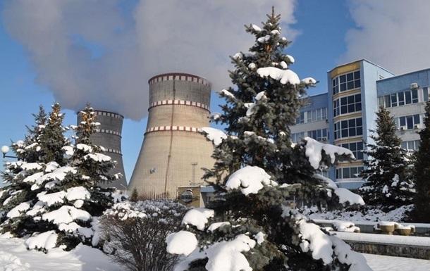 Ровенская АЭС отключила энергоблок на ремонт