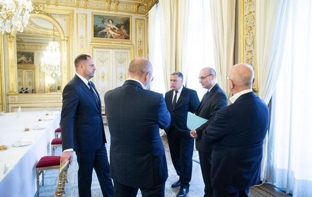 Встречу советников нормандской четверки перенесли