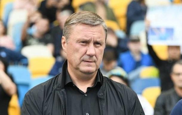 Хлебас: Хацкевич - не физрук, но Динамо он не был готовым тренировать