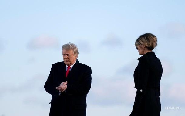 Стал известен размер пенсии Трампа