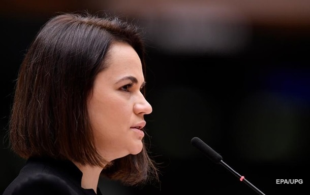 Тихановская не намерена участвовать в выборах в Беларуси