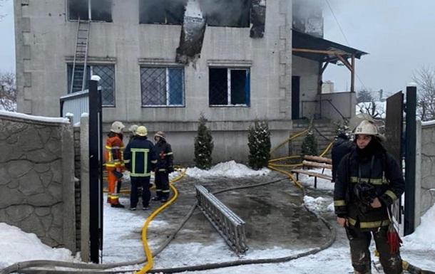 Пожар в Харькове: Лукашенко выразил соболезнования