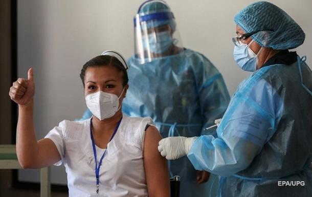 ВООЗ уклала контракт з Pfizer на поставку COVID-вакцини