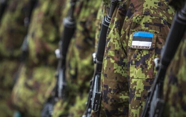 В Эстонии намерены увеличить расходы на оборону