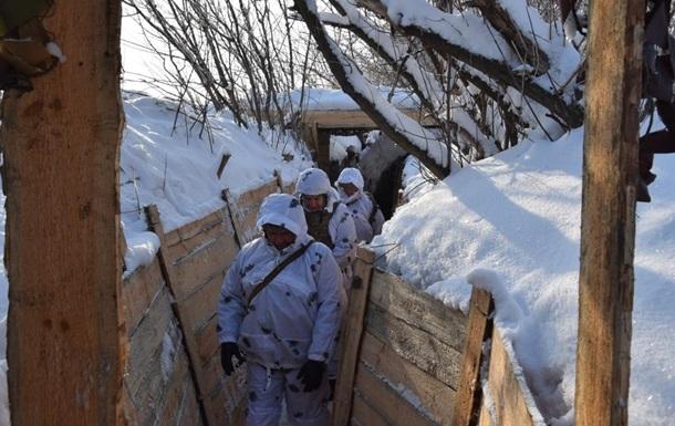 На Донбассе шесть обстрелов за сутки, без потерь