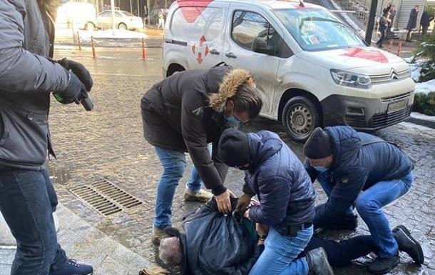 В СБУ рассказали о предотвращении убийства сотрудника