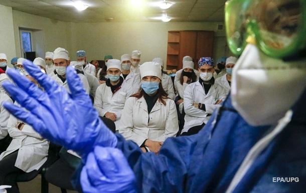 Коронавирусом в Украине болеют в 5 раз выше нормы