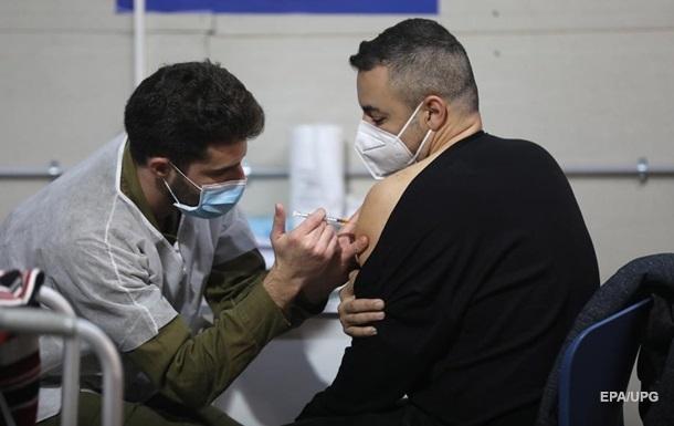 В Ізраїлі почали вакцинувати від коронавірусу старшокласників