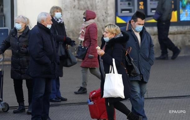 В Украине за сутки 2,5 тысячи случаев коронавируса