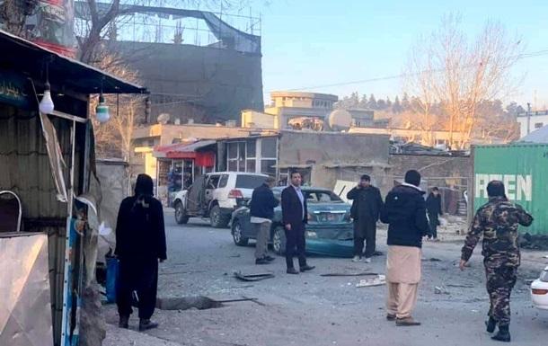В Кабуле взорвали авто посольства Италии - СМИ