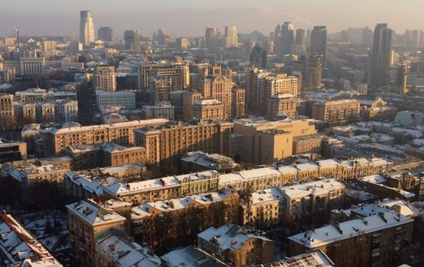 Киев установил температурный рекорд