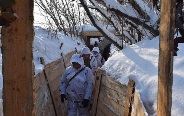 На Донбасі поранений боєць ЗСУ
