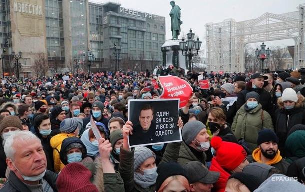 В России анонсировали новые акции протеста