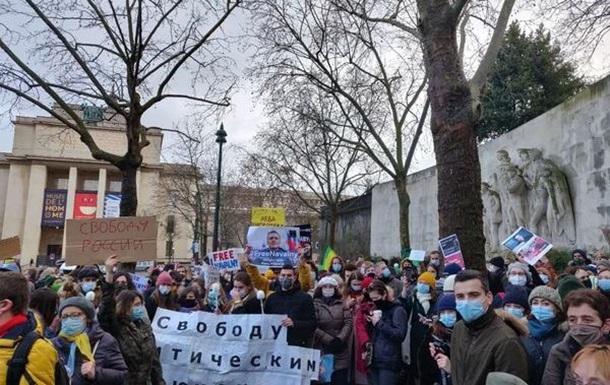 О протестах в России