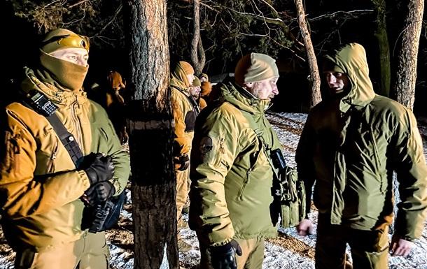 У Києві припинили незаконну забудову в парку