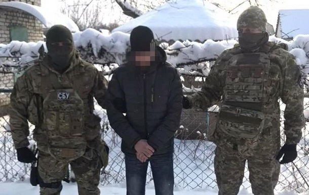 СБУ заявила про затримання розвідника  ЛНР