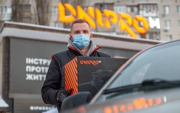 Курьер Dnipro-M: доставка заказов быстро, качественно и безопасно