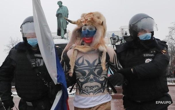 В Москве суды арестовали 30 участников акции протеста