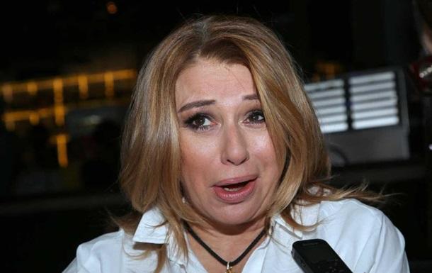 Украина внесла в черный список российских певиц Апину и Глебову