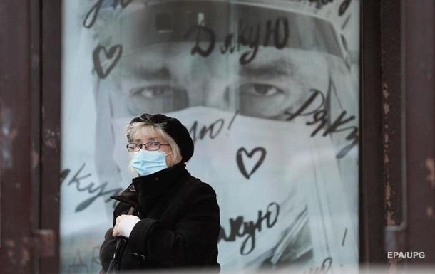 В Украине увеличился прирост случаев COVID