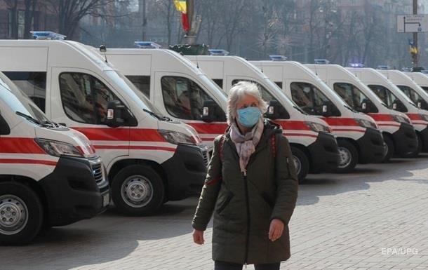 В Киеве от COVID излечили почти половину пациентов