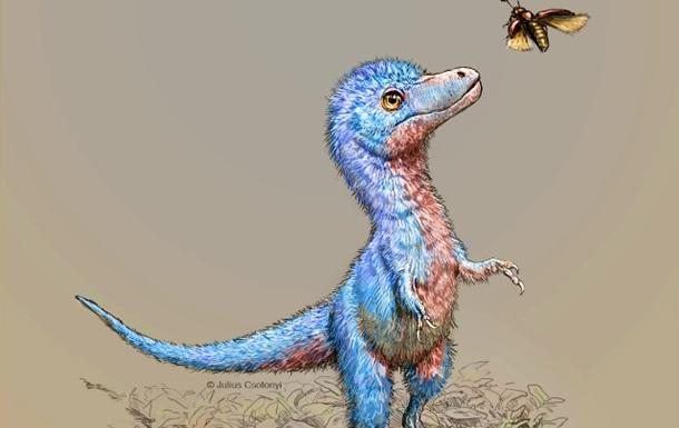 Ученые восстановили облик детенышей тиранозавров
