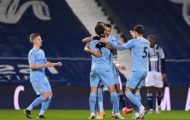 Зинченко помог Манчестер Сити разгромить Вест Бромвич