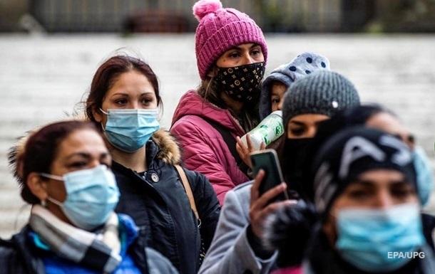 У світі зафіксовано понад 100 млн випадків коронавірусу