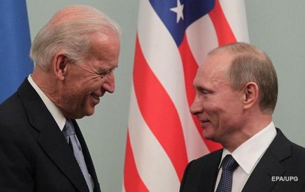 Стали відомі деталі розмови Байдена з Путіним